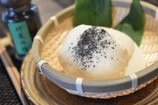 蘇武の里のざる豆腐